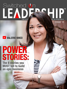 Valerie Khoo Interview In Switched On Leadership Magazine