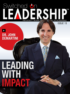 Dr John Demartini Interview In Switched On Leadership Magazine