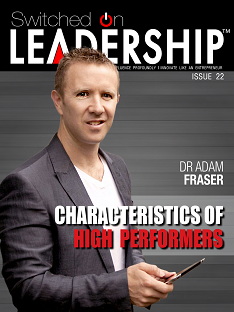 Switched On Leadership Featuring Dr Adam Fraser