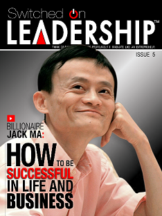 Switched On Leadership Featuring Jack Ma