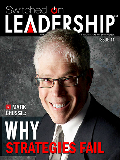 Mark Chussil Interview In Switched On Leadership Magazine