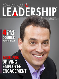 Switched On Leadership Featuring Daniel Pink